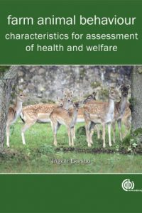 farm animal behaviour book