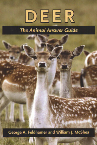 Deer animal answer guide book