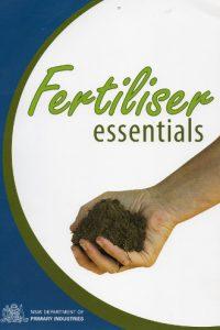 fertiliser essentials book