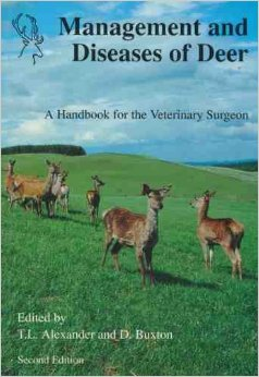 management and diseases of deer book