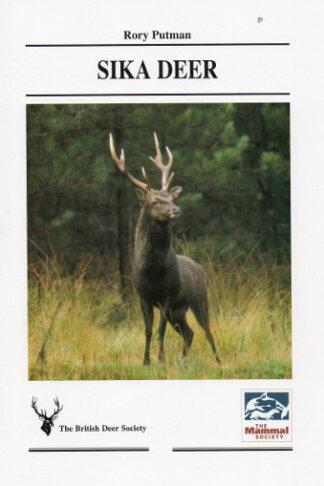 sika deer book