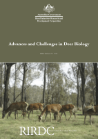 ADVANCES AND CHALLENGES IN DEER BIOLOGY