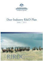 DEER INDUSTRY R&D PLAN 2006-2011