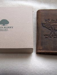 Greenburry Leather Wallet