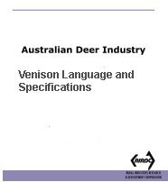 Venison Language Specifications Guide