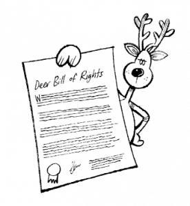 deer code of practice